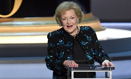 Emmy 2018: El enérgico y divertido discurso de Betty White a sus 96 años (VÍDEO)