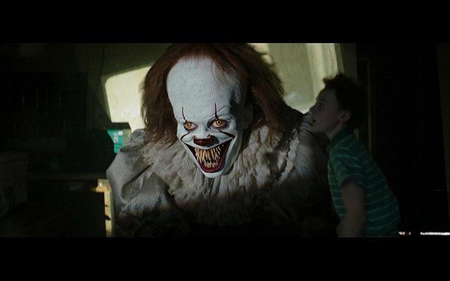 Filtradas aterradoras imágenes de Pennywise en el rodaje de It 2
