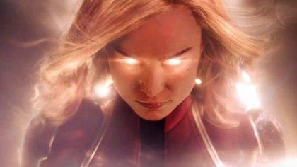 "Tráiler de Capitana Marvel: ""Te necesitamos"""