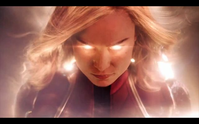 Imponente tráiler de Capitana Marvel: 'Te necesitamos'