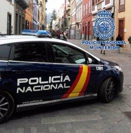 """[Grupocanarias] Nota De Prensa """"La Policía Nacional Detiene A Tres Personas Rela"""