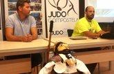 Foto: Un judoka recauda dinero a lo largo del Camino de Santiago para financiar proyectos solidarios en América y África