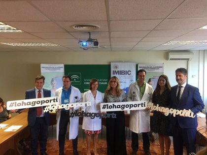 El Imibic, el Hospital Reina Sofía y la Fundación Cajasur desarrollan un test para prevenir la demencia