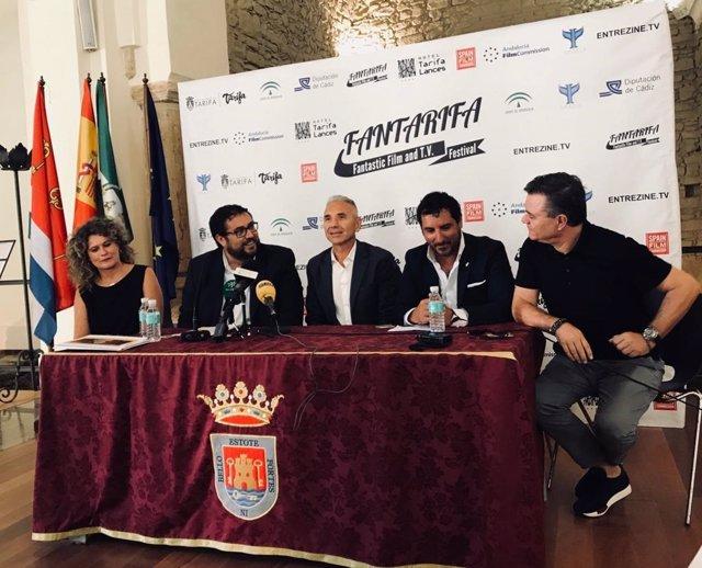 Presentación del Festival Fan Tarifa