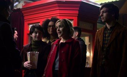 Así son los personajes de Las escalofriantes aventuras de Sabrina