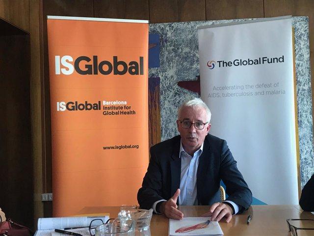 Director ejecutivo del Fondo Mundial de Lucha contra el Sida, la Tuberculosis y