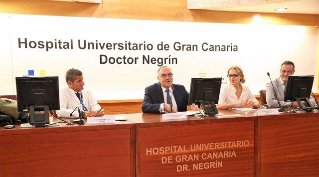 Jornadas sobre trasplante en Canarias