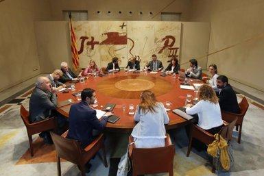 El Govern commemorarà l'1-O reunint el Consell Executiu a Sant Julià de Ramis (@GOVERN)