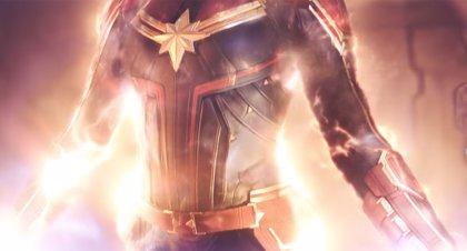 Capitana Marvel:  16 imágenes clave del tráiler