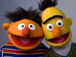 El guionista d'Epi i Blai confirma ara que sí eren parella (CHILDREN'S TELEVISION WORKSHOP - Archivo)