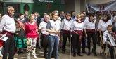 Foto: 'Amigos de la Jota' recibe las Llaves de Oro del Chamizo de la Peña Logroño
