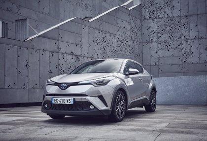 Toyota entrega su coche híbrido número dos millones en Europa