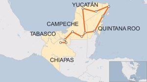 Ruta del Tren Maya