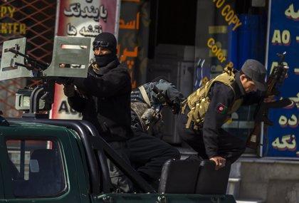 Mueren nueve policías en un ataque de los talibán en el norte de Afganistán