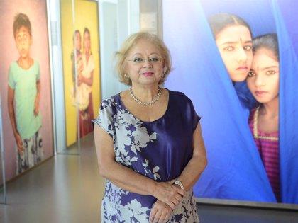 Cristina García Rodero acerca el mundo rural de la India a CaixaForum en 'Tierra de sueños'