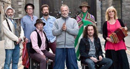 El folk fusión de Kíla se escuchará en el festival Irish Fleadh de Cáceres, que se presentará en la Embajada de Irlanda