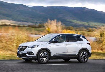 Opel recibe más de 100.000 pedidos del Grandland X desde su lanzamiento hace un año
