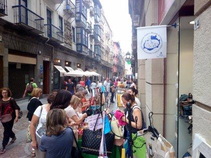 Ganga Market del Casco Viejo de Bilbao volverá a llenar las calles de chollos este viernes y sábado