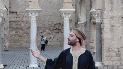 Medina Azahara amplía su oferta de visitas nocturnas teatralizadas hasta el 13 de octubre