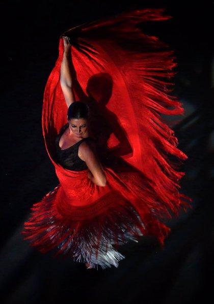 Sara Baras vuelve al Teatro Arriaga de Bilbao con el espectáculo 'Sombras'