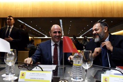 Ayerdi presenta en Madrid el programa de transformación del comercio rural y la Bolsa de Relevo de Negocios