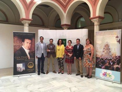 El compositor José León lleva a Espartinas (Sevilla) el 6 de octubre su obra musical 'Cien pisadas hasta la aldea'