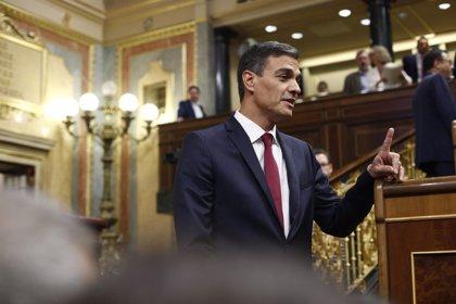 La gestión del Gobierno, Cataluña y secretos oficiales, preguntas para Sánchez en el Pleno del Congreso