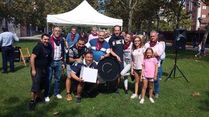 Un total de 31 'cuadrillas' participan en la cuarta edición del concurso de Paellas de San Mateo