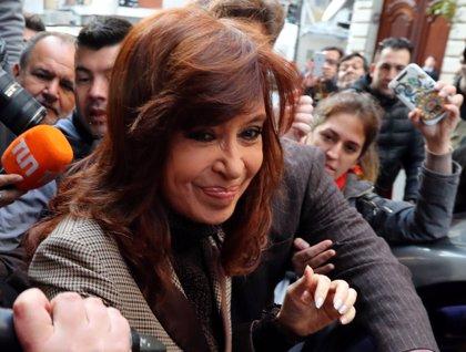 Cristina Kirchner acude a declarar y vuelve a defender su inocencia