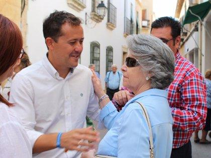 """Velázquez (PP): """"Ha llegado el momento de dar voz a todos los afiliados"""""""