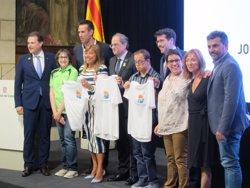 Els Jocs Special Olympics de La Seu d'Urgell i Andorra tindran 1.500 esportistes (EUROPA PRESS)