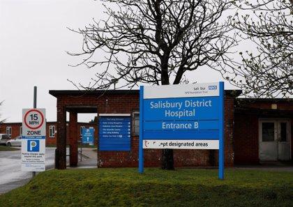 La Policía de Reino Unido confirma que las personas atendidas en Salisbury no estuvieron expuestas a agentes nerviosos