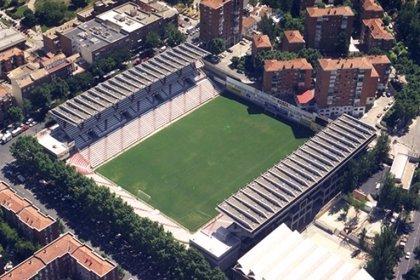 La Policía dará el 'ok' al plan de seguridad del estadio del Rayo el viernes, tras el desmontaje de andamios