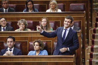 El PP exige que Sánchez pida perdón a los medios tras desvelarse un plagio del 21% en su tesis