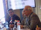 Foto: Borrell y Vinicio Cerezo destacan la importancia de continuar con el apoyo de España al SICA