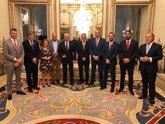 Foto: Diputación de Cádiz valora la implicación de Borrell para afrontar soluciones en el Campo de Gibraltar tras el Brexit