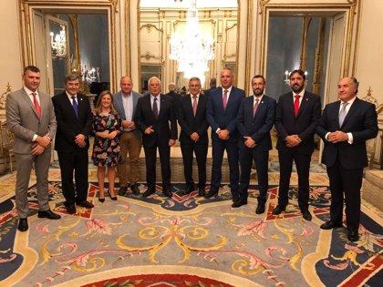 Diputación de Cádiz valora la implicación de Borrell para afrontar soluciones en el Campo de Gibraltar tras el Brexit