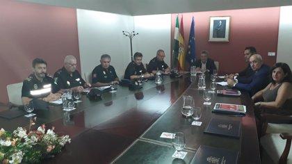 Unos 250 efectivos forman el dispositivo de seguridad del partido Sevilla-Standard de Lieja de este jueves
