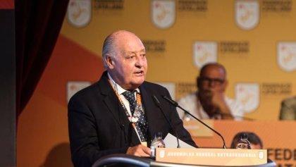 Joan Soteras, nuevo presidente de la Federación Catalana de Fútbol