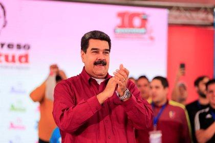 """Maduro denuncia que """"siguen las conspiraciones"""" y acusa a EEUU y Colombia de actuar contra Venezuela"""