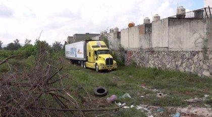 Despedido un forense en México tras hallar 157 cadáveres en un camión