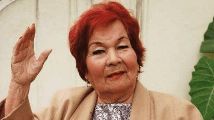 Fallece la cantante peruana Carmencita Lara y recobra popularidad el 'mashup' de su voz y la de Ariana Grande
