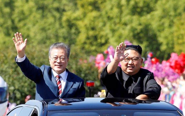 Las dos Coreas presentarán una candidatura conjunta para albergar los Juegos Olímpicos de 2032