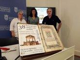 Foto: La 38 Feria del libro antiguo presentará 50.000 volúmenes en la Plaza del Castillo del 22 de septiembre al 7 de octubre