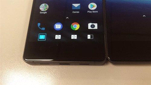 ZTE Axon M smartphone plegable