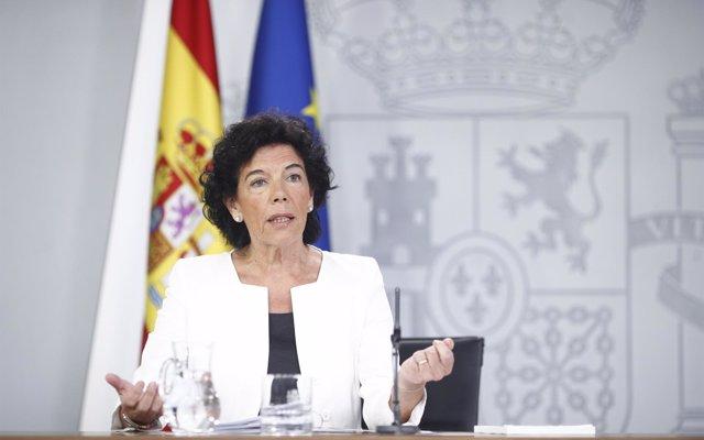El PP compara al Gobierno con Gran Hermano por las 'expulsiones' de ministros y 'nomina' a Delgado y Celaá