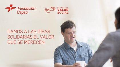 La Fundación Cepsa convoca la XIV edición de los Premios al Valor Social, a los que destinará 400.000 euros