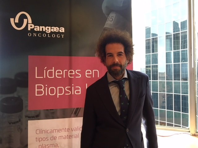 Alejandro García Moncayo, nuevo director general de Pangaea Oncology