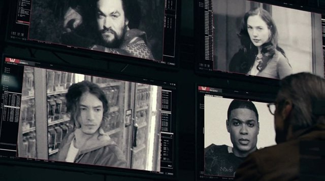 Justice League (Liga de la Justicia)