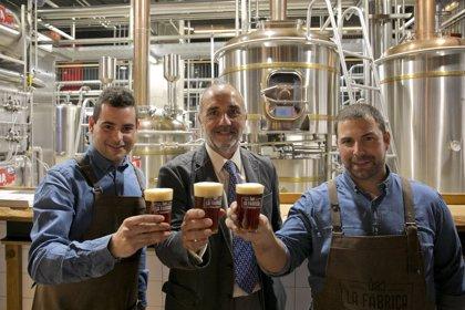Cruzcampo crea la cerveza con cebada cultivada en olivares de Jaén